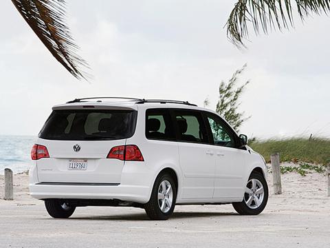 Foto de un 2009 Volkswagen Routan