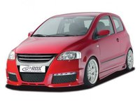 2008 Volkswagen Fox Overview