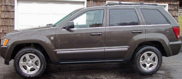 2005 jeep grand cherokee exterior pictures cargurus. Black Bedroom Furniture Sets. Home Design Ideas