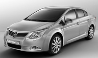 2008 Toyota Avensis Overview