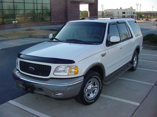 Ford Expedition User Reviews
