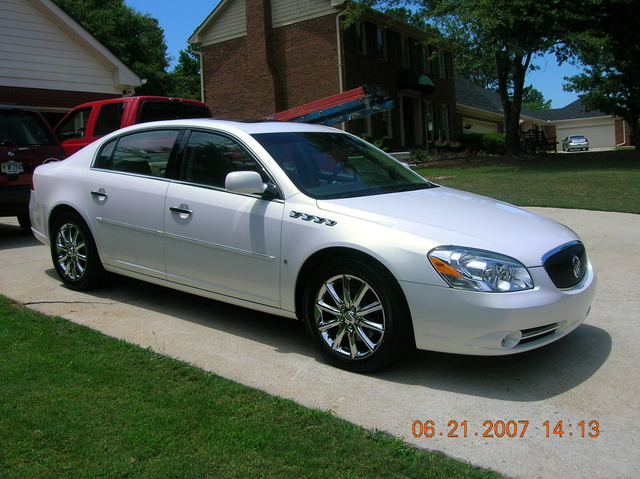 2007 buick lucerne pictures cargurus. Black Bedroom Furniture Sets. Home Design Ideas