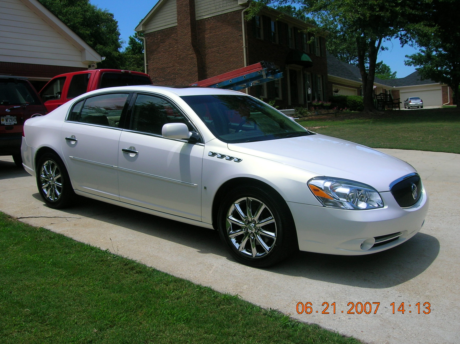 Picture of 2007 Buick Lucerne CXL V8