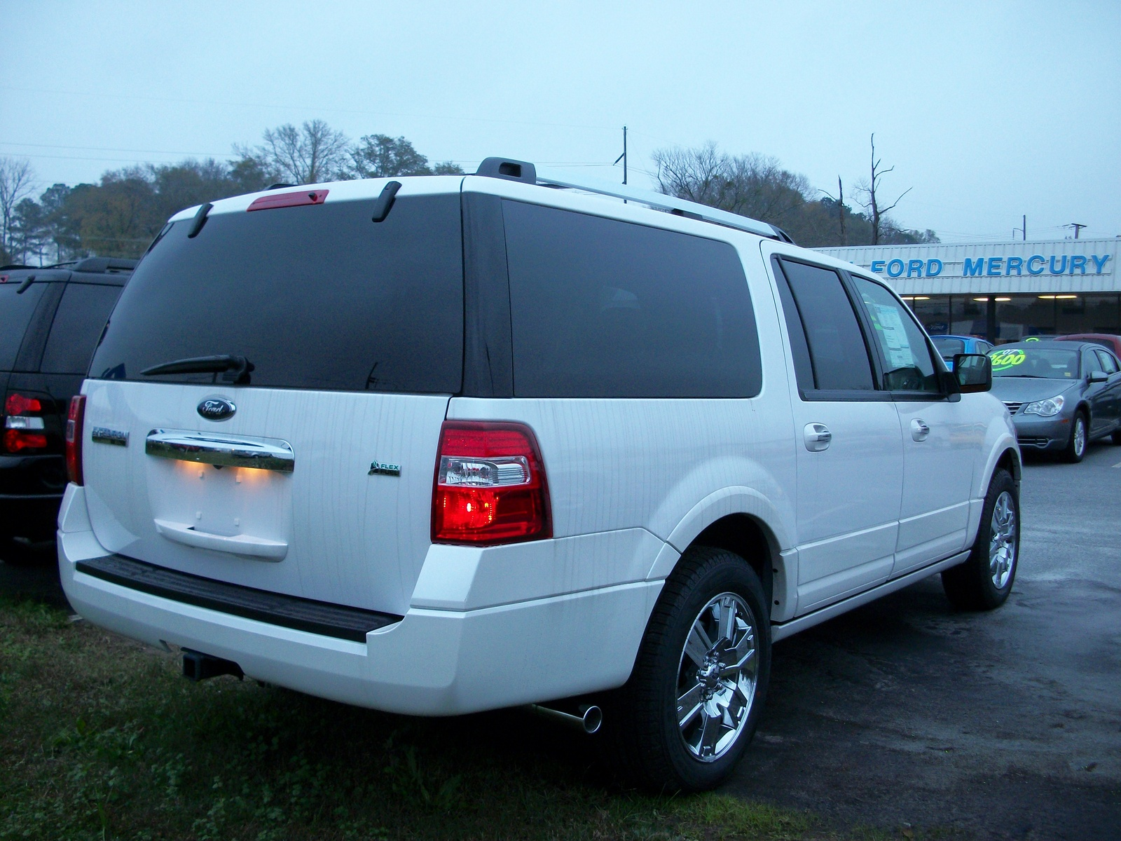 2010 Ford Expedition EL Limited 4WD picture, exterior