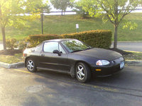 Picture of 1995 Honda Civic del Sol 2 Dr Si Coupe, exterior, gallery_worthy