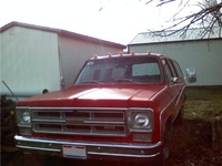 1975 GMC C/K 10 Overview