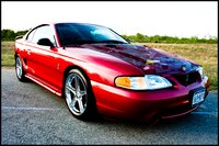 Picture of 1998 Ford Mustang SVT Cobra 2 Dr STD Coupe, exterior