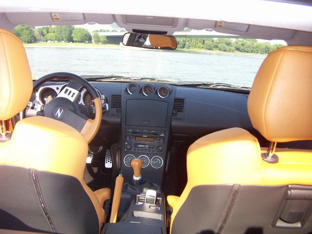 2004 Nissan 350z Interior Pictures Cargurus