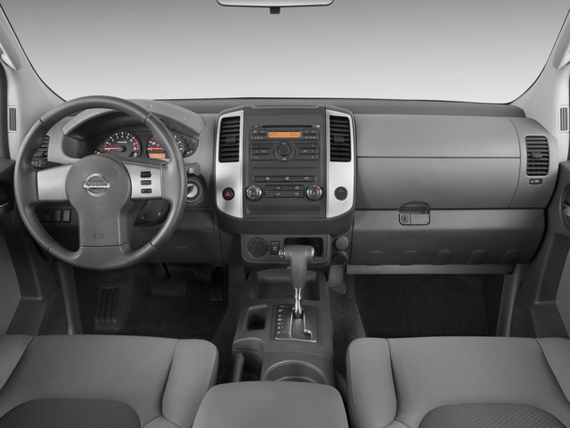 Great Picture Of 2010 Nissan Xterra S, Interior, Manufacturer, Gallery_worthy