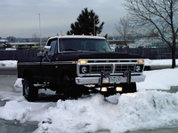 1975 Ford F-250 Overview