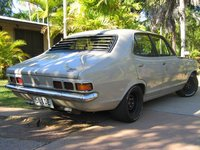 1972 Holden Torana Overview