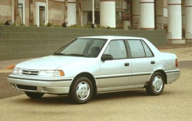 Picture of 1992 Hyundai Excel