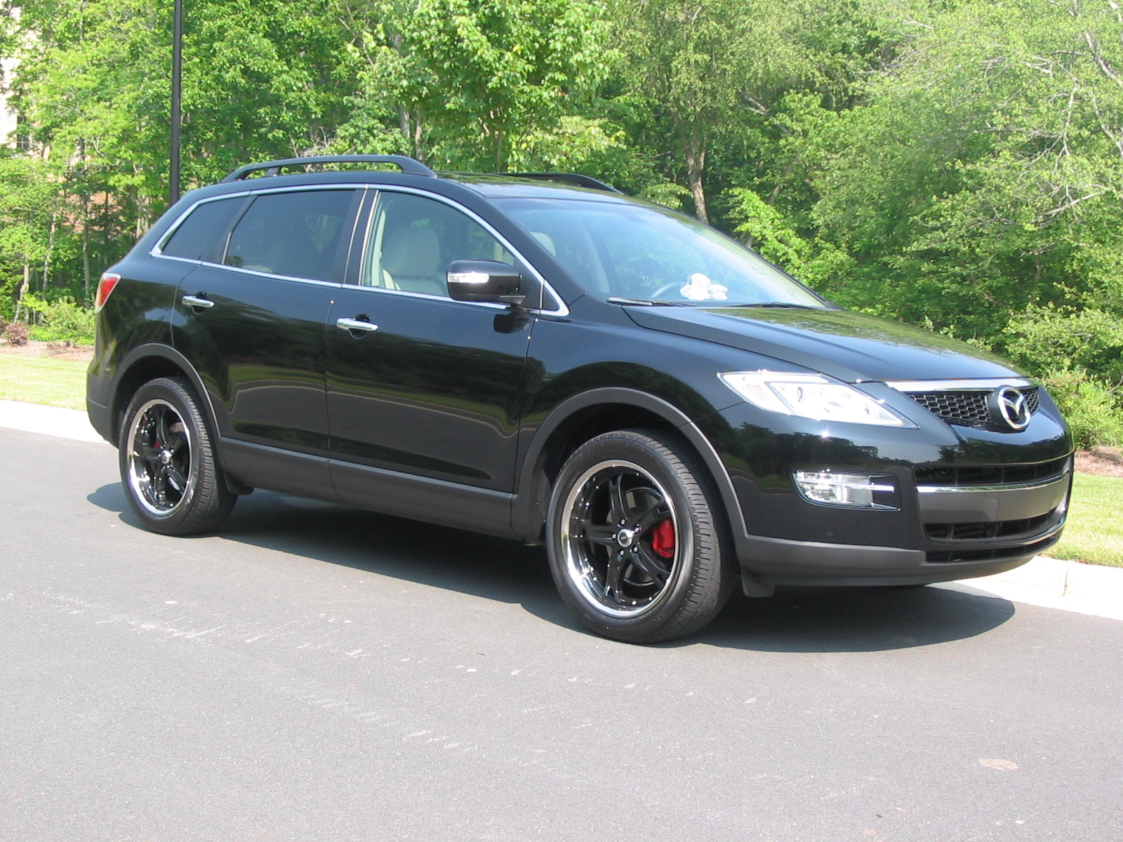2007 Mazda CX-9 Grand Touring picture, exterior