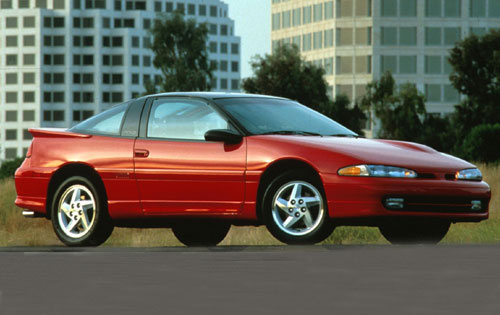 Picture of 1993 Mitsubishi Eclipse Base