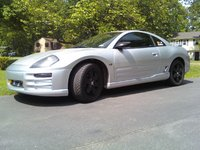 2001 Mitsubishi Eclipse Picture Gallery