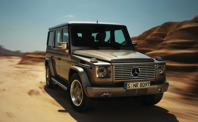 Picture of 2010 Mercedes-Benz G-Class G 55 AMG