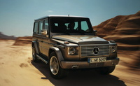 2010 Mercedes-Benz G-Class Overview