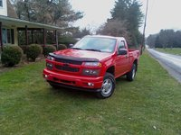 Picture of 2008 Chevrolet Colorado LS 4WD, exterior, gallery_worthy