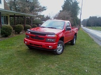 2008 Chevrolet Colorado LS 4WD picture, exterior