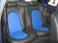 2006 Ford Ka picture, interior