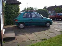 Picture of 1996 Peugeot 106, exterior, gallery_worthy