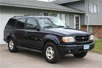 Picture of 1999 Ford Explorer 4 Dr Limited AWD SUV, exterior, gallery_worthy