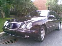 Picture of 2001 Mercedes-Benz E-Class E430, exterior