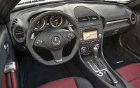 2010 Mercedes-Benz SLK-Class, Interior View, interior, manufacturer
