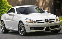 2010 Mercedes-Benz SLK-Class, Front Right Quarter View, exterior, manufacturer, gallery_worthy