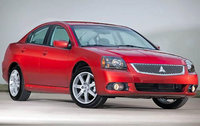 2010 Mitsubishi Galant, Front Right Quarter View, exterior, manufacturer
