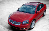 2010 Mitsubishi Galant, Overhead View, exterior, manufacturer