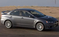 2010 Mitsubishi Lancer Evolution, Right Side View, exterior, manufacturer