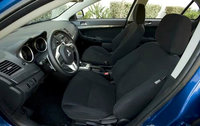 2010 Mitsubishi Lancer Sportback, Interior View, interior, manufacturer