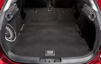 2010 Mitsubishi Lancer Sportback, Interior Cargo View, exterior, interior, manufacturer