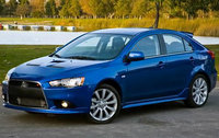 2010 Mitsubishi Lancer Sportback Picture Gallery