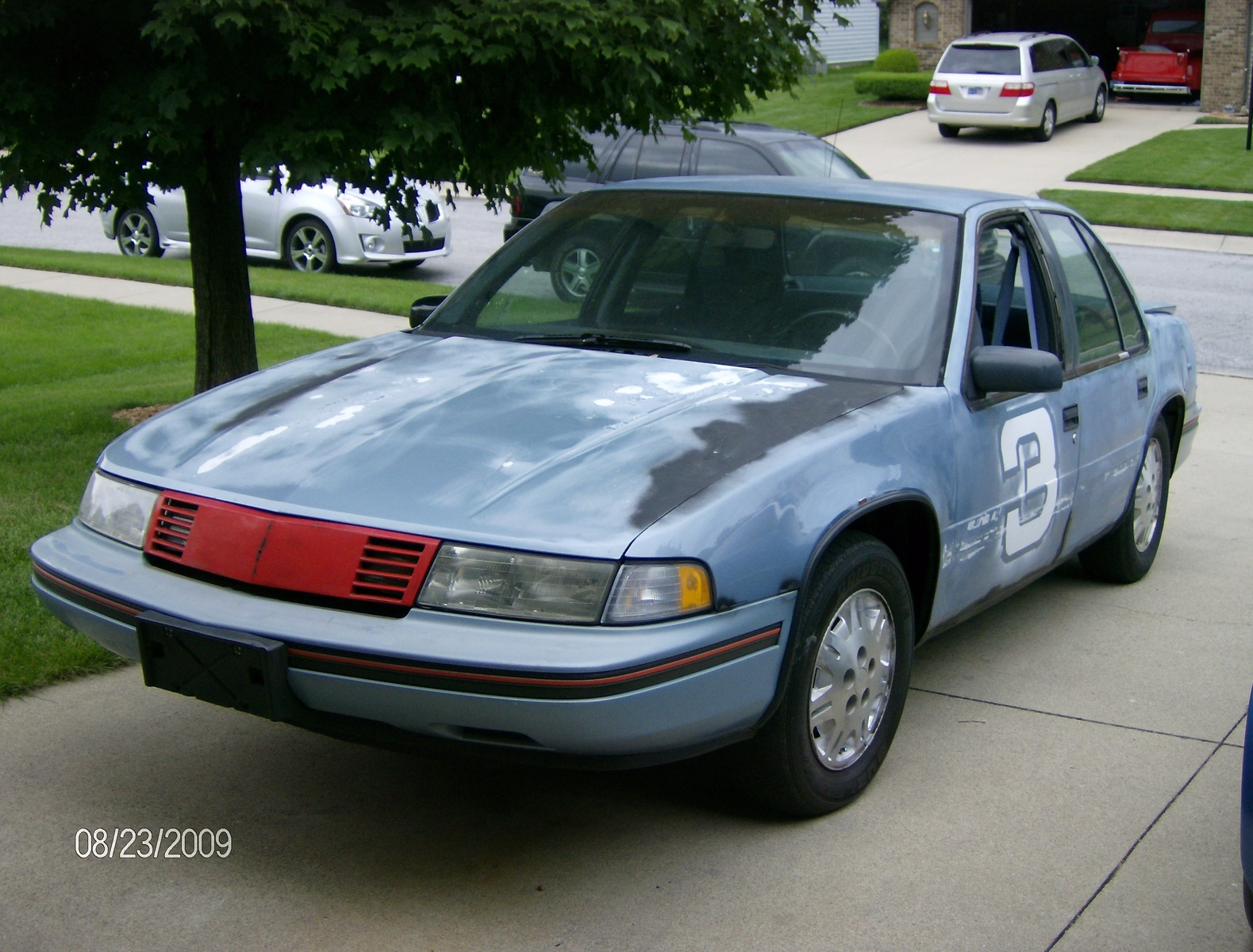 1990 Chevrolet Lumina 4 Dr Euro Sedan picture