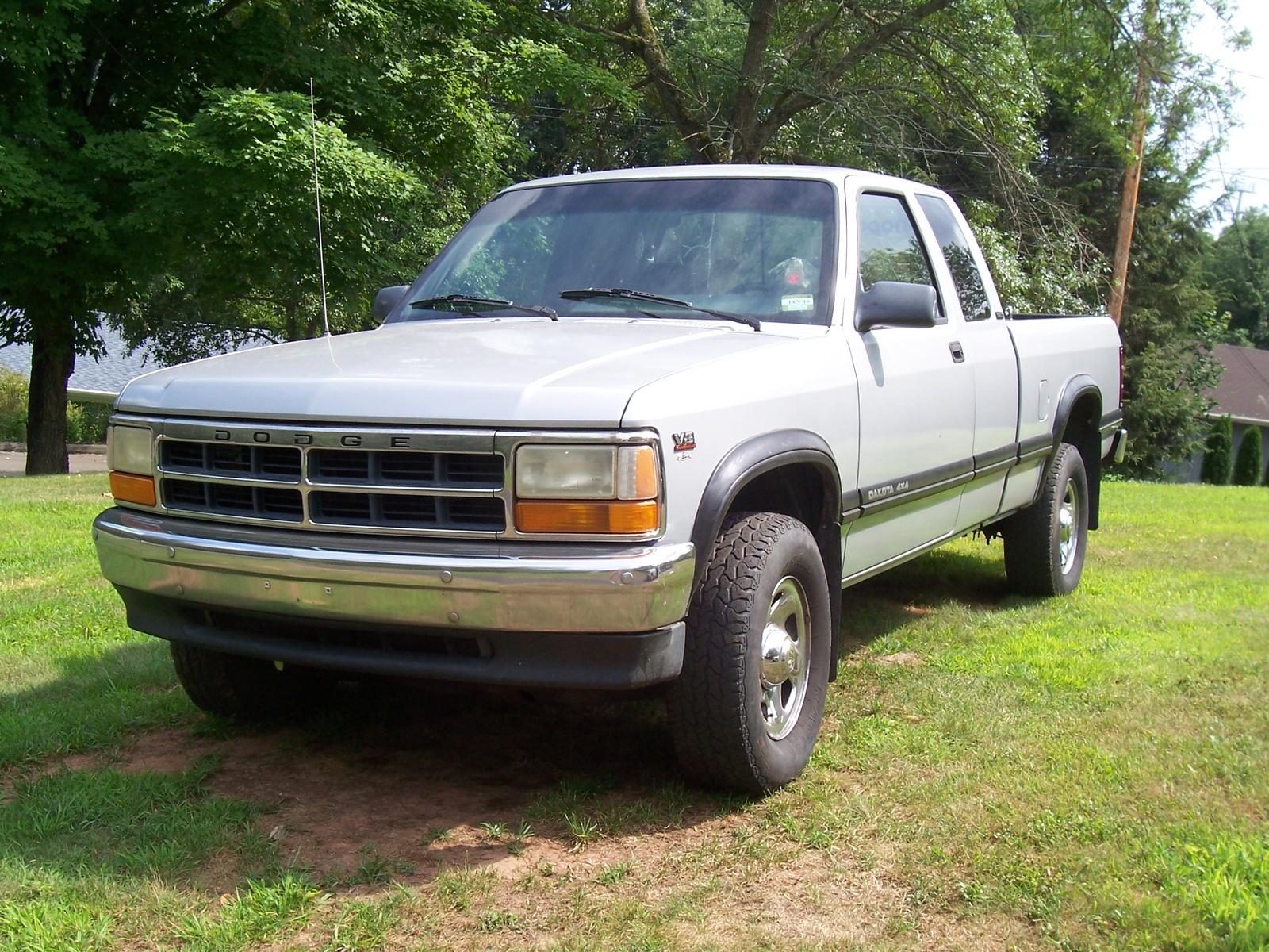 1995 Dodge Dakota – SpiderCars