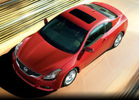 2010 Nissan Altima Coupe, Overhead View, exterior, manufacturer