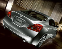 2010 Nissan Altima Coupe, Back Right Quarter View, exterior, manufacturer