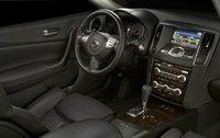 2010 Nissan Maxima, Interior View, interior, manufacturer
