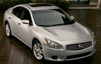 2010 Nissan Maxima, Front Right Quarter View, manufacturer, exterior