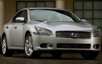 2010 Nissan Maxima, Front Right Quarter View, exterior, manufacturer
