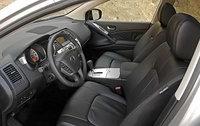 2010 Nissan Murano, Interior View, interior, manufacturer