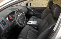 2010 Nissan Murano, Interior View, manufacturer, interior