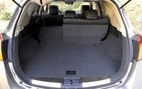 2010 Nissan Murano, Interior Cargo View, interior, manufacturer