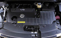 2010 Nissan Murano, Engine View, engine, manufacturer