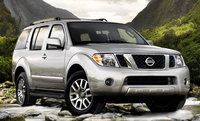 2010 Nissan Pathfinder, Front Right Quarter View, exterior, manufacturer, gallery_worthy