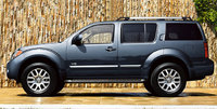 2010 Nissan Pathfinder, Left Side View, exterior, manufacturer, gallery_worthy