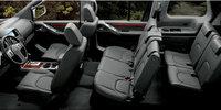2010 Nissan Pathfinder, Interior View, interior, manufacturer