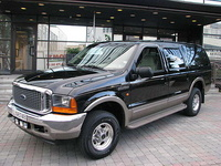 2000 Ford Excursion Limited 4WD picture, exterior